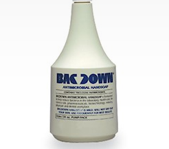 Decon 7001, Hand Soap, Bacdown,1/L