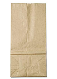 Evantec S-8533 Bags, Brown, Small, #16 Kraft, 6 x 4 3/4 x 7 3/4 IN, 1000/CS