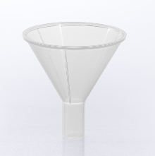 BelArt H147810000 SCIENCEWARE Utility Type Funnels, 60ML, PP, 12/PK
