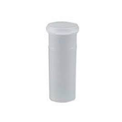 Capitol 04HP Tubes, Digestion, 100mL, hinged cap, PP, 250/CS