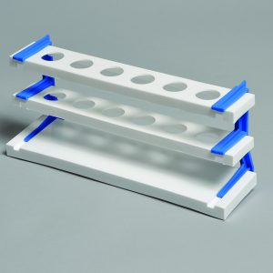 United Scientific 76101 NESSLER CYLINDER RACK, FOR 50ML TUBES 1/EA