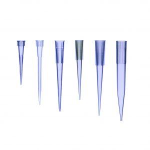 United Scientific P10001 MICROPIPETTE TIPS, LOW RETENTION, PP, 0.2 -10 ΜL GRADUATED 1000/PK